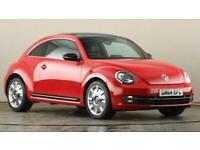 2014 Volkswagen Beetle 2.0 TDI Sport 3dr DSG Auto Hatchback diesel Automatic