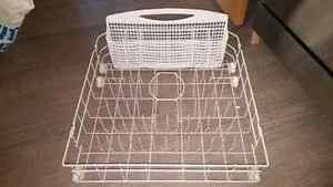 Dishwasher Rack and Large Cutlery Tray