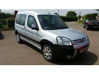 Peugeot Partner 1.6HDi 90 Escapade, Just Mot'd, Super on Fuel, Handy & Spacious