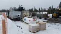 Oilfield Heating Thawing  Business for Sale