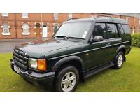 Land Rover Discovery 2.5Td5 2001 ( 7 st ) auto Td5 GS (7 seat) PX Swap