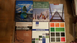 Various University Textbooks $20 each
