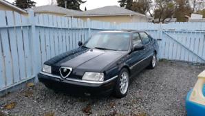1994 Alfa Romeo 164 LS - New Price