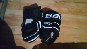 GANTS HOCKEY BAUER SUPREME