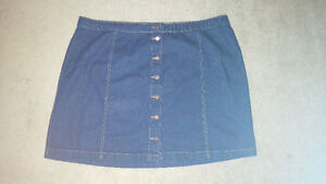 Great Jean Skirt, never been worn, UK size 22, New Look brand