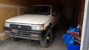 1991 Toyota 4Runner SR5 for FIX UP/Parts