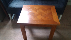 Selling a small end table