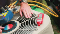 Air Conditioner Service and Repair - From $60 Service Call
