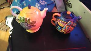 Little Tea Pots