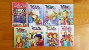 Book series WITCH