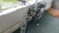 Woman's bike 21 speed cruiser - used 3 times. Excellent Conditio