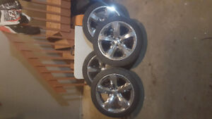 """Dodge charger rims 20"""""""