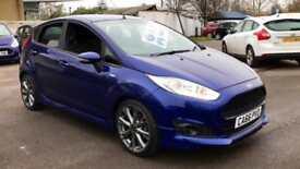 2017 Ford Fiesta 1.0 EcoBoost ST-Line 5dr Manual Petrol Hatchback