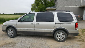 2009 Pontiac Montana SV6 for sale