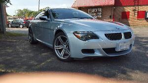 2006 BMW 6-Series M6 Coupe (2 door)