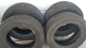Dunlop Snow Tires for sale