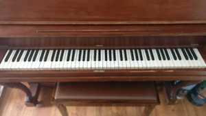 Antique Stanley Upright Piano