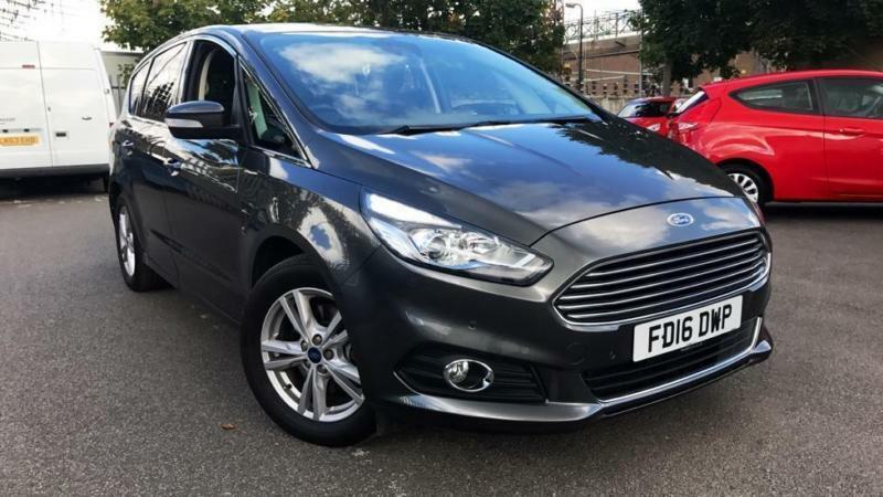 2016 Ford S-MAX 2.0 TDCi 150 Titanium 5dr Manual Diesel Estate
