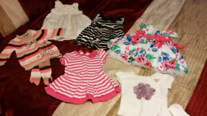 Baby Girls 9-12 months clothes