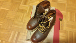Red Wing 9111 Heritage Round Toe Copper