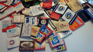 Hundreds of Matchbooks Match Books Matches Kitchener / Waterloo Kitchener Area image 5