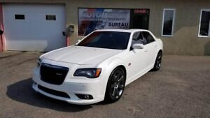 Chrysler 300 SRT8 392 6.4HEMI, CUIR ROUGE, NAV, TOIT, FULL 2013