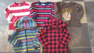 Big, cute lot Size 2 Boys fall clothes