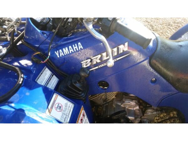 Used 2005 Yamaha Bruin 350 4x4 Automatic