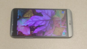mint lg g5 with extra battery。