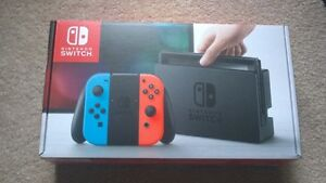 Nintendo Switch- Brand New In Box