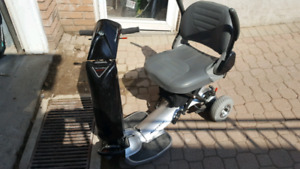 Auto go vision mobility scooter