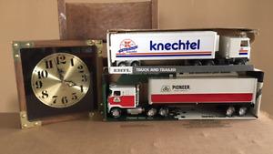 PIONEER TRUCK & CLOCK / KNECHTEL TRUCK