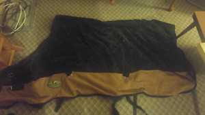 """Saddle Pad Clear Out + 72"""" Cooler"""