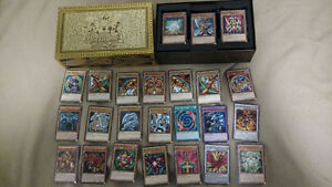 Yugioh: Set Legendary #2 + 40 common cards + 3 Special Tokens