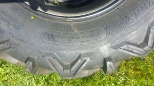 For Sale New ATV tires and rims