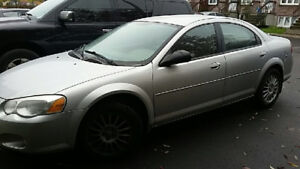 Chrysler Sebring Touring 2004