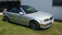 2003 BMW 3-Series 325Ci Convertible ONLY $5,900!!!