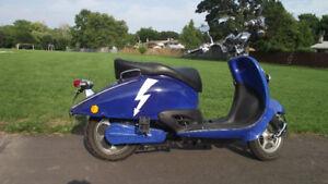 84V e bike
