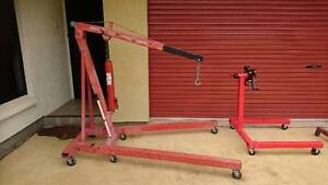 Engine Crane Leanyer Darwin City Preview
