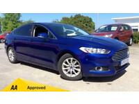 2015 Ford Mondeo 1.6 TDCi ECOnetic Zetec 5dr Manual Diesel Hatchback