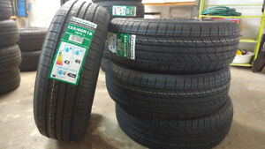 New 235/60R18 all season tires, $490 for 4