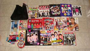 One Direction Assorted Memorabilia