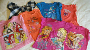 Girls clothes size 5