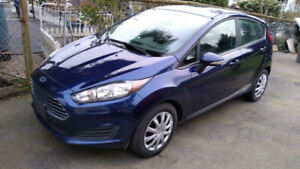 2016 Ford Fiesta Turbo EcoBost