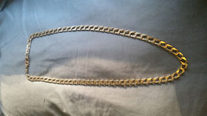 Mens gold chain