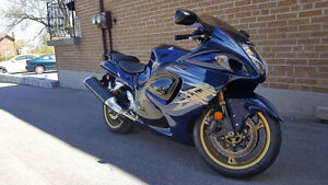 Gorgeous 2008 GSX-R 1300 Hayabusa For Sale.