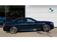 2019 BMW 7 Series 740d xDrive M Sport 4dr Auto Diesel Saloon Saloon Diesel Autom