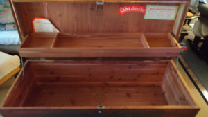 Antique -- Lane Cedar Chest