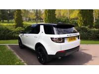 2018 Land Rover Discovery Sport 2.0 TD4 180 HSE Black 5dr - Bl Automatic Diesel