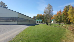 Indoor Board Space Available Kawartha Lakes Peterborough Area image 1